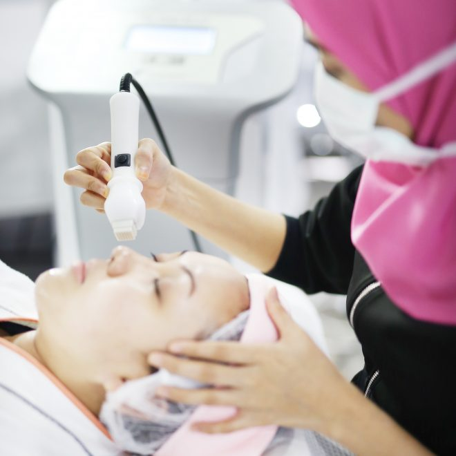 The benefits of skin care therapies